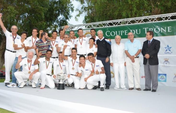 Le Royal Golf d'Agadir remporte haut la main la 10e édition de la Coupe du Trône