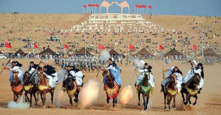 Moussem de Tan Tan, un hommage au monde nomade marocain