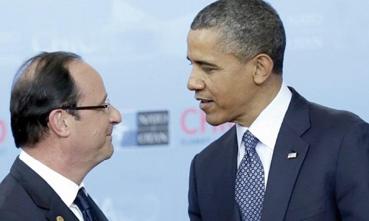 Les frappes contre la Syrie repoussées en dépit de la pression franco-américaine