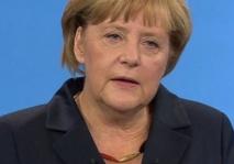 Merkel en tête à  la veille des législatives allemandes
