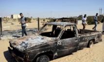 Nouvelle attaque contre l'armée égyptienne dans le Sinaï