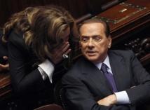 Report du vote sur le mandat sénatorial de Berlusconi