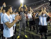 Les stars argentines frappent,  l'Albiceleste ira au Brésil