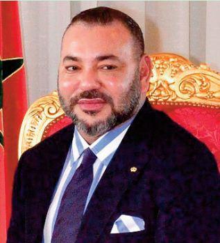 S.M le Roi adresse un message de félicitations au Raja Club Athletic