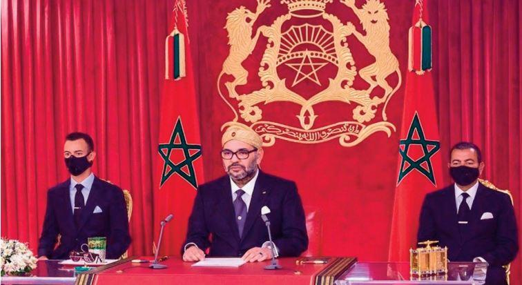 Par leurs menées, les ennemis de notre intégrité territoriale ne font que renforcer la foi et l'engagement déterminé des Marocains à défendre sans relâche la Patrie et ses intérêts supérieurs