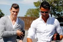 Ambiance bon enfant pour la première séance de Gareth Bale avec son nouveau club