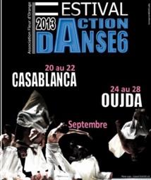 Danse contemporaine et hip-hop à l'honneur à Casablanca, Oujda et Jérada