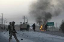 Les talibans attaquent un consulat américain en Afghanistan