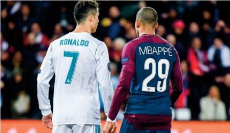 Mbappé et Ronaldo font grimper les enchères