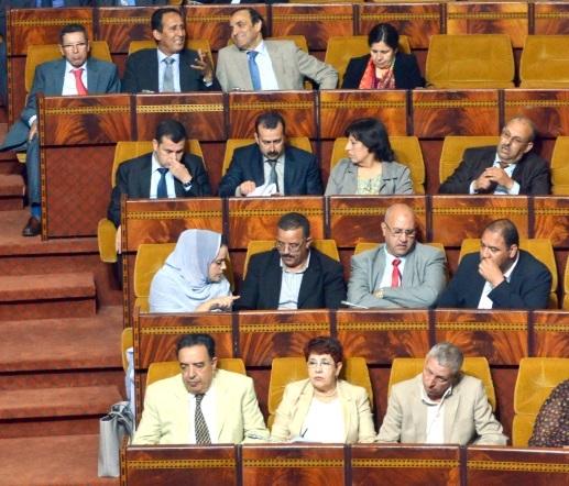 Femmes et partis de l'opposition parents pauvres des médias publics