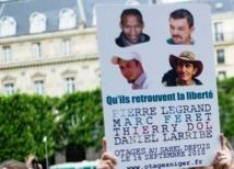 Huit otages européens détenus au Sahel par Aqmi
