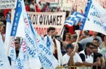 Grèves et manifestations se poursuivent en Grèce