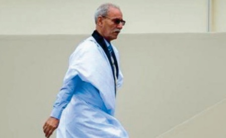 L'évacuation vers Cuba de Brahim Ghali enflamme les réseaux sociaux dans les camps de Tindouf