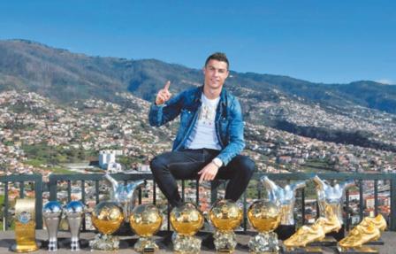 Cristiano Ronaldo: L'insatiable