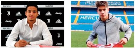 Ihattaren rejoint la Juve et Ezzalzouli signe au Barça