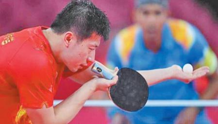La différence de taille olympique entre l'Inde et la Chine