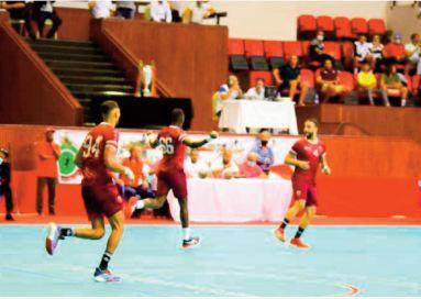 Championnat d'Afrique de handball des clubs vainqueurs de coupe: Widad Smara en finale