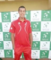 Au Challenger de Kénitra, Hicham Khaddari passe le premier tour