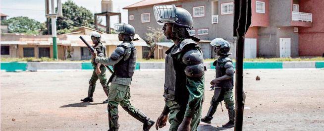 Tentative de coup d'Etat à Conakry: Vers un report du match Guinée-Maroc