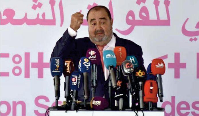 Driss Lachguar : L'USFP est le seul parti marocain à avoir constamment défendu les valeurs social-démocrates, aussi bien en termes de solidarité sociale qu'en matière d'équité fiscale, ou encore de droits et libertés individuels et collectifs