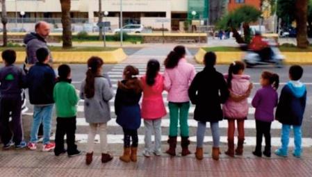 Aberrante discrimination: A Mellilia, les enfants marocains interdits d'école