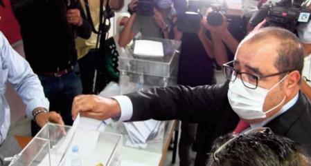 Driss Lachguar : Ces échéances électorales constituent une véritable épreuve pour notre pays