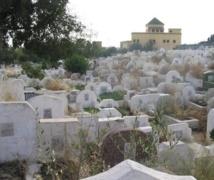 Insuffisance des superficies réservées aux cimetières à Rabat