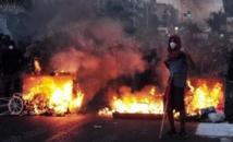 Affrontements entre manifestants et police en Grèce