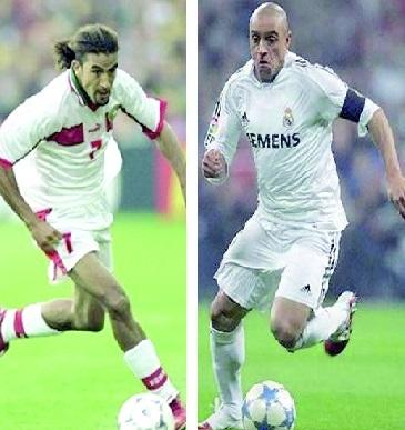 Les internationaux marocains de 1998 affrontent les anciens joueurs du Real Madrid