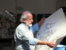 Trois expositions inédites en hommage au peintre André El Baz à Madrid et Ségovie