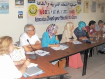 La participation citoyenne des jeunes des régions urbaines marginalisées au Maroc