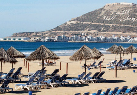 Alliance tripartite entre le RNI, l'USFP et le PI pour la gestion du Conseil de la ville d'Agadir