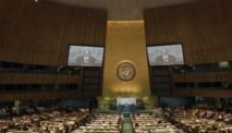 L'assemblée générale de l'ONU dominée par la Syrie