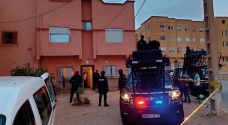 """Démantèlement à Errachidia d' une cellule terroriste affiliée à """"Daech"""" composée de trois extrémistes"""