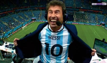 Omar da Fonseca: Il y a une espèce de folie Messi