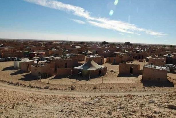 Grand soulèvement contre les agissements  racistes des dirigeants du Polisario