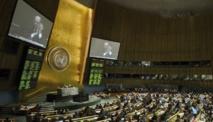 La Syrie au cœur des débats de l'Assemblée générale de l'ONU