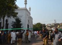 Manifestation au Pakistan contre l'attentat d'une église