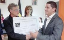Un enseignant marocain remporte Beluxinnov 2013