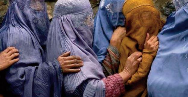 Les femmes abandonnées d'Afghanistan