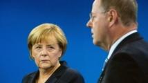 Merkel tend la main aux sociaux-démocrates