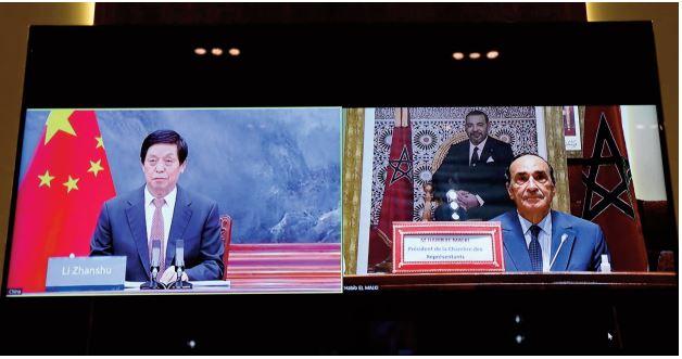 Rehausser la coopération entre la Chambre des représentants et l'Assemblée nationale populaire de Chine
