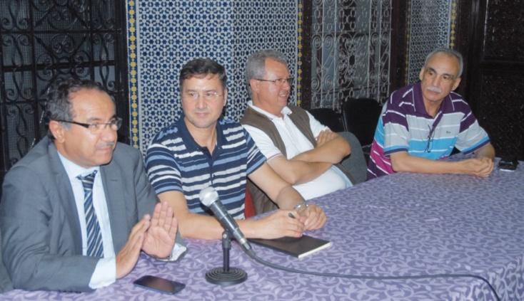 Les Ittihadis de Casablanca se mobilisent pour la réussite de la manifestation contre le chantage et la paupérisation
