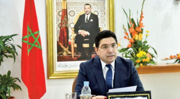 Nasser Bourita : Le Maroc réitère son engagement inébranlable en faveur de la paix régionale