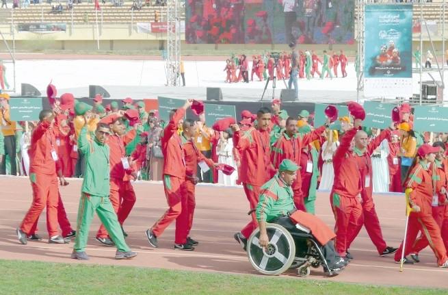 Coup d'envoi réussi des Special Olympics à Ifrane