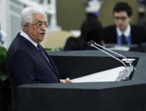 Pour Mahmoud Abbas  le temps vient à manquer pour la paix
