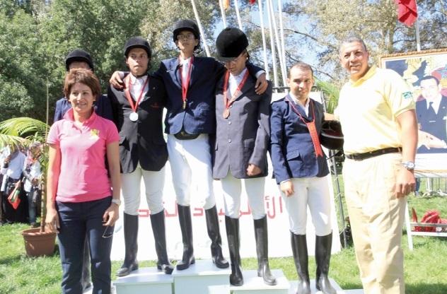L'équitation à l'honneur pour entamer les Special Olympics à Ifrane