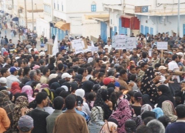 Sidi Ifni paralysée par une grève générale
