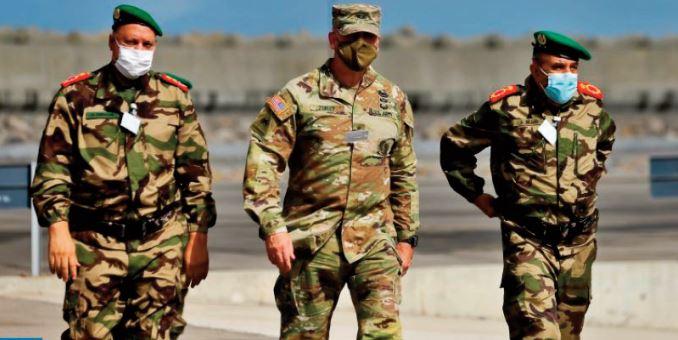 Exercice combiné maroco-américain de gestion des catastrophes