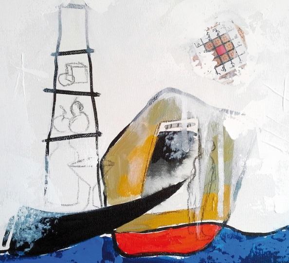Entretien avec l'artiste peintre Mhamed Cherifi